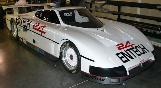 Spice-Pontiac GTP