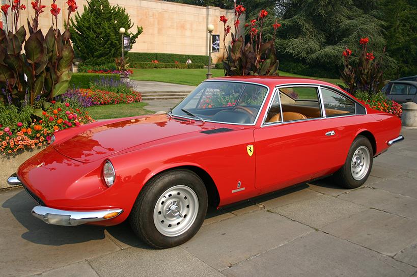 1969 Ferrari 365 Gt 2 2 Garage Find Dobson Motorsport