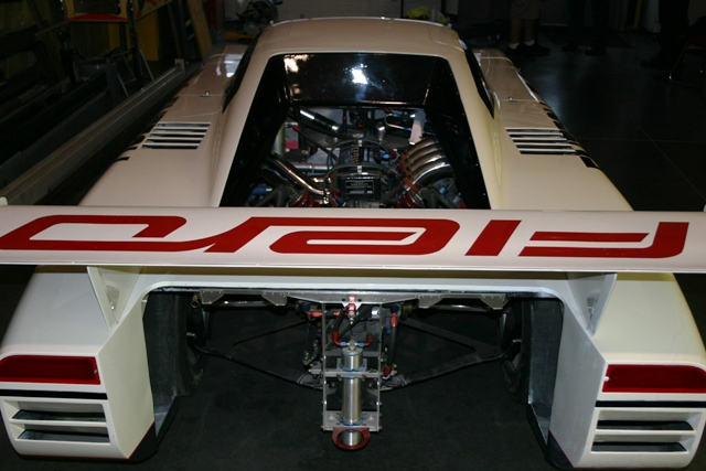 Spice Pontiac Gtp Lights Racecar Dobson Motorsport