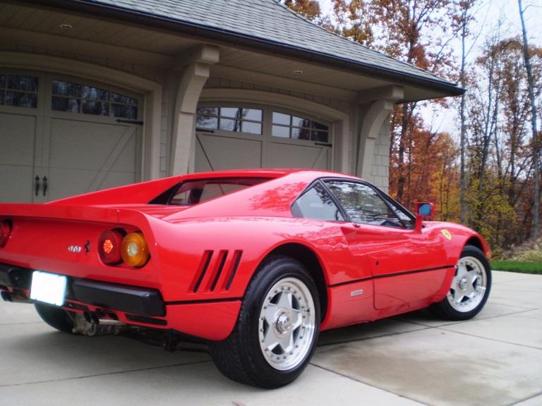 Ferrari 288gto Dobson Motorsport